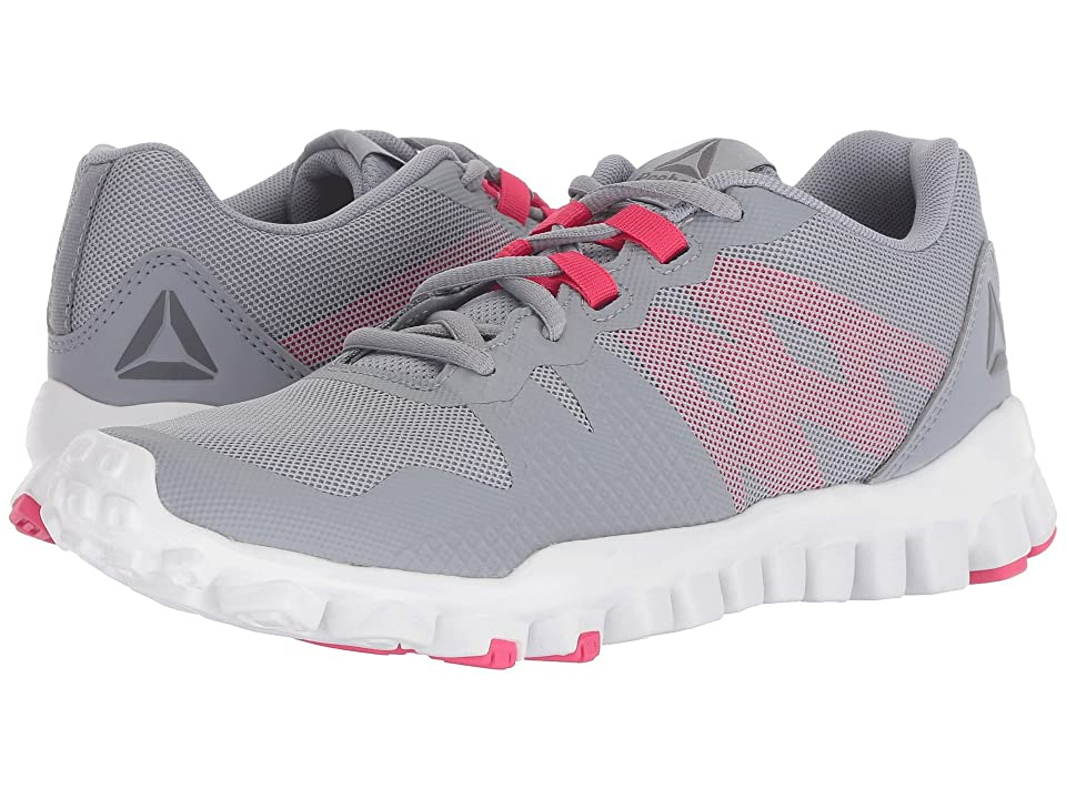 Reebok Realflex Train 5.0 (Cool Shadow/White/Shark/Twisted Pink) Women