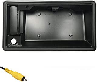 Master Tailgaters Replacement for Ford Econoline (2008-2017) Cargo Door Van Handle with Backup Camera - E150 E250 E350 E450 photo