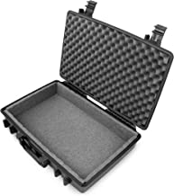 CASEMATIX Rugged Graphics Tablet Case for Wacom 16 Tablet with Notebook and Accessories - Fits Wacom Intuos Pro Large, Wacom Cintiq Pro 16 and MobileStudio Pro 16
