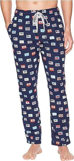 Lounge Pants - Cassette