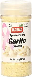 Badia Garlic Powder, 3 Ounce (Pack of 12)