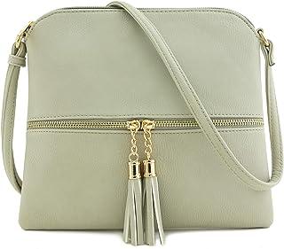 926891aaa360 Amazon.com  Greys - Handbags   Wallets   Women  Clothing