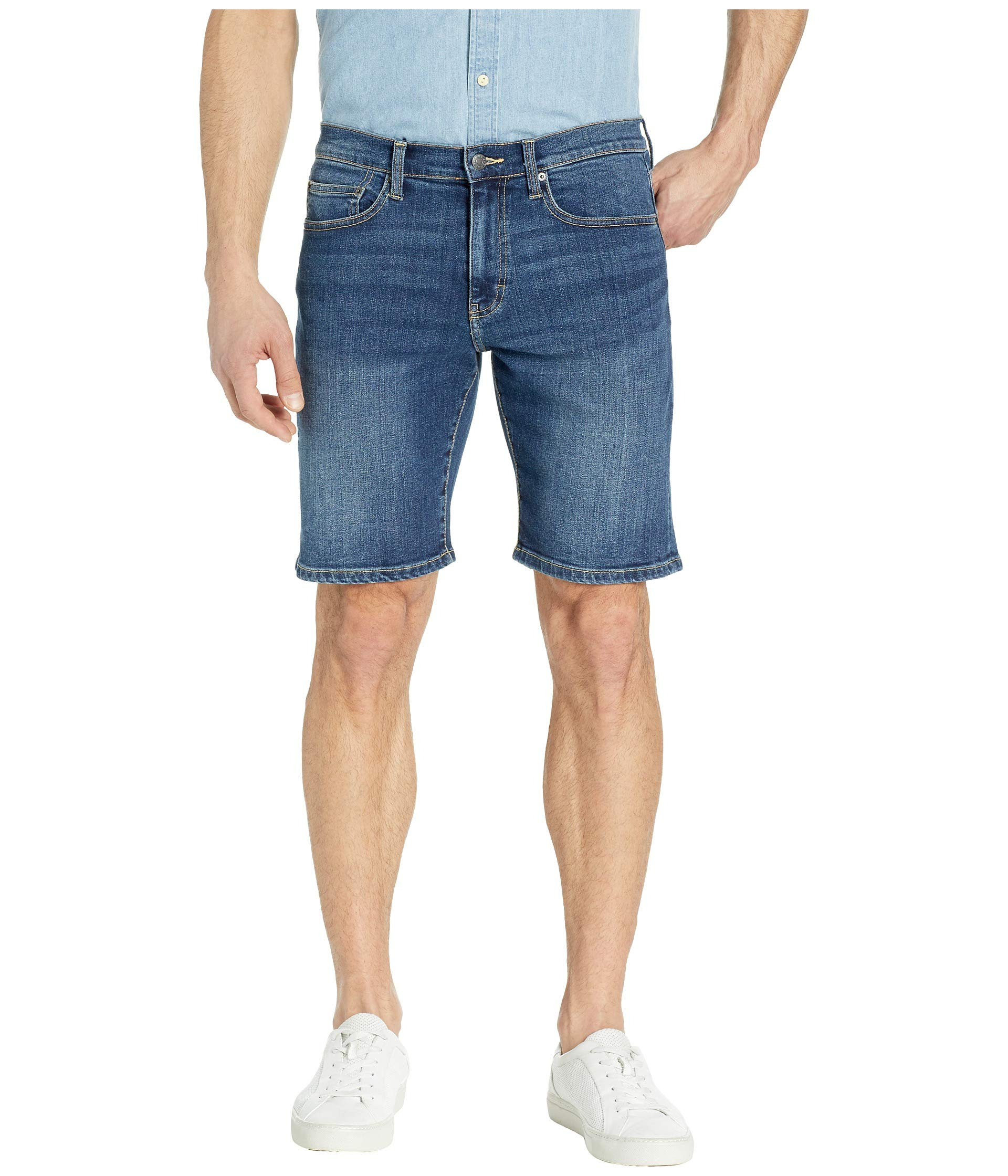 Chaps Men's Five-Pocket-Denim Shorts
