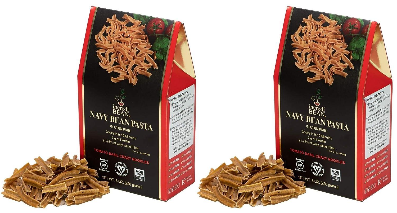 Incredibean NAVY Store BEAN PASTA - with Gluten high-quali favorite Free Made