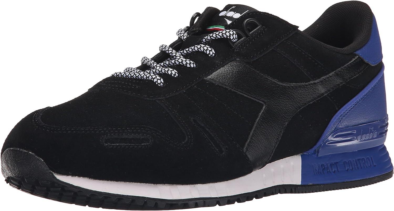 Diadora Men's Titan Suede Fashion Running shoes