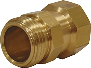 Dramm 13825 Brass Hose Swivel