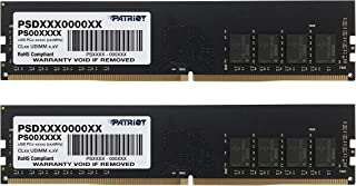 Patriot Signature Line Series デスクトップ用メモリ DDR4 3200MHz PC4-25600 32GB (16GBx2枚組) CL22 1.2V PSD432G3200K
