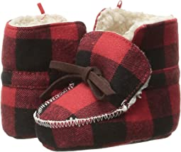 Mud Pie - Buffalo Check Booties (Infant)