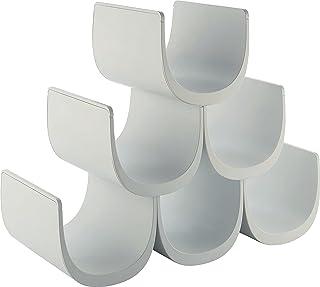Alessi GIA13 Noè Porte Bouteilles Design Résine Thermoplastique Blanc