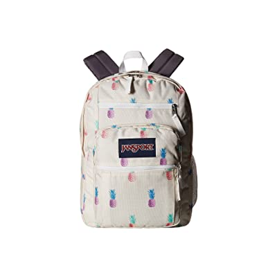 JanSport Big Student (Pineapple Punch) Backpack Bags