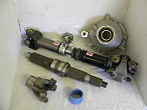 Jeep 231 J Heavy Duty Slip Yoke Eliminator / SYE Kit 52231 18676.60 & Driveshaft Combo