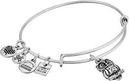 Charity By Design Owl II Bangle