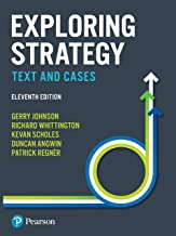Exploring Strategy: Text and Cases (New edition) (English Edition)