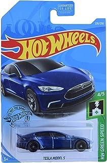 Hot Wheels Super Treasure Hunt Tesla Models S 226/250