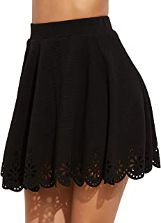 pocket skater skirt