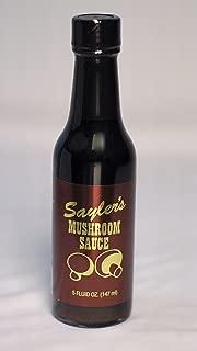 Sayler's Gourmet Mushroom Steak Sauce (6) 1/2 case