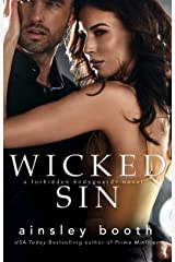 Wicked Sin (Forbidden Bodyguards Book 4) Kindle Edition