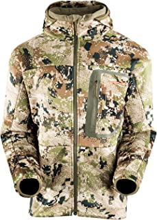 SITKA Gear Men's Hunting Traverse Cold Weather Hoody, Optifade Subalpine, X-Large