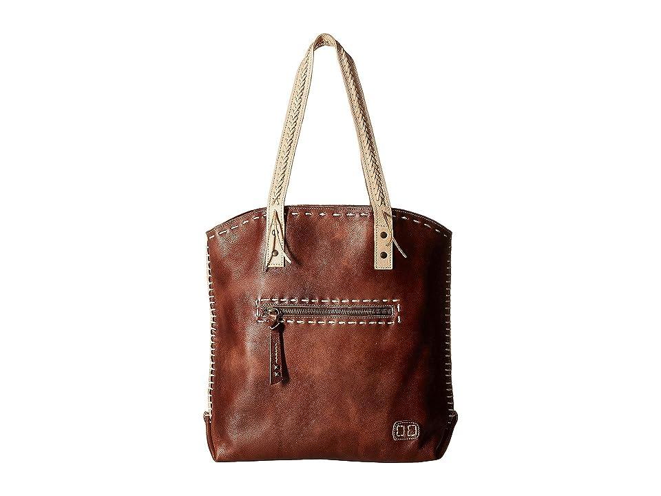 b48e41c9ae44 Bed Stu Barra (Teak Driftwood Bone Glove) Handbags