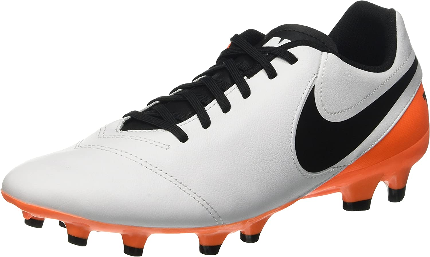 Nike Men's's Tiempo Genio Ii Leather Fg Running shoes