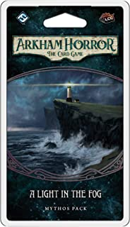 Arkham Horror The Card Game A Light in The Fog Mythos Pack   Horror Game   Mystery Game   Cooperative Card Game   Ages 14+...