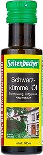 Seitenbacher Bio Schwarzkümmel Öl, 1er Pack 1 x 100 ml