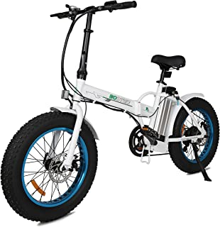 folding bike fat tire
