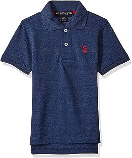 Boys' Short Sleeve Pique Polo Shirt