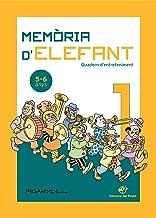 Memòria D'elefant 1: Quadern d'activitats per a primer De Primària: Quadern d'activitats per a nens de 5 a 6 anys: primer de primària: Quadern ... (Quadern d'entreteniment per a les vacances)