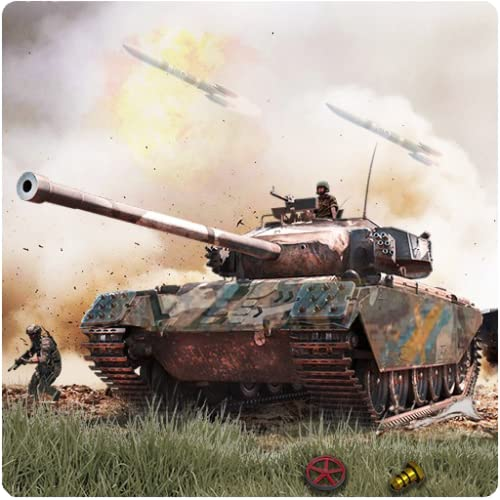 World War Tanks 2019: Army Battle Machines