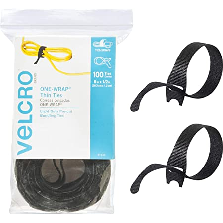 """VELCRO Brand ONE-WRAP Cable Ties 