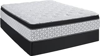 Restonic ComfortCare Select Laurel Euro Top Mattress, King, Black