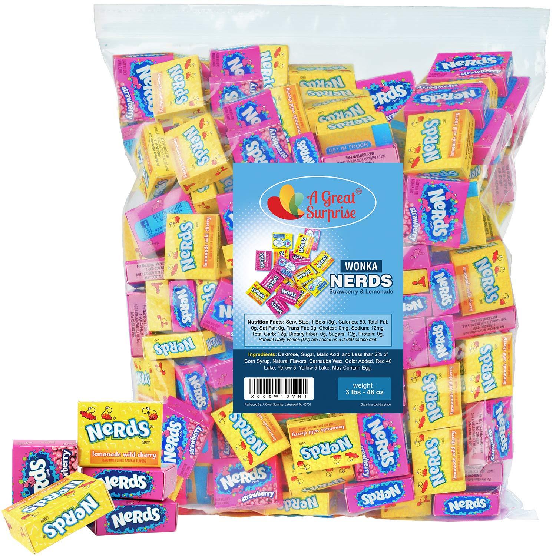 Nerds Candy - Fort Ranking TOP4 Worth Mall Wonka Bulk LB 3