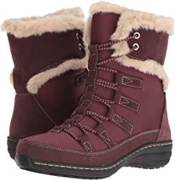Aetrex - Berries Short Lace-Up Boot
