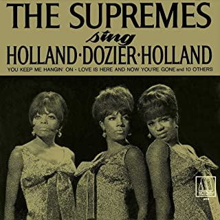 The Supremes Sing Holland - Dozier-Holland: Expanded Edition