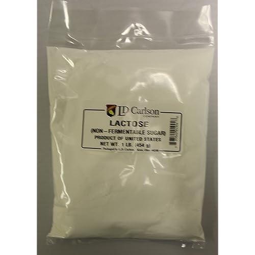 LD Carlson 1994 Lactose (Non-Fermentable Sugar)