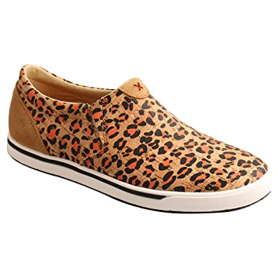 Twisted X WCA0033 (Leopard) Women