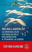 Le Merveilleux Voyage de Nils Holgersson à travers la Suède (Littérature) (French Edition)