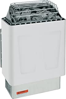 Harvia KIP 8KW, 208-3PH Electric Sauna Heater with Xenio Control (Includes Sauna Stones)