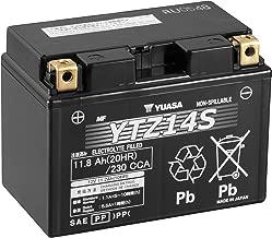 Best ytz14s mf motorcycle battery Reviews