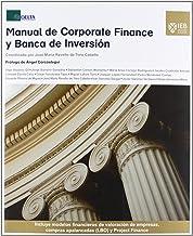 Manual de corporate finance y banca de inversión (Spanish Edition)