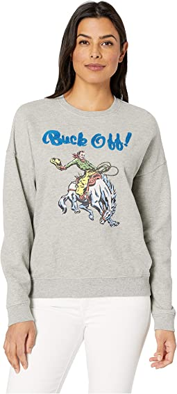 Buck Off Sweatshirt