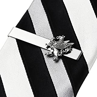 Griffin Tie Clip