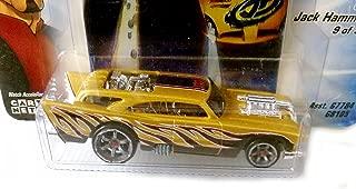 Hot Wheels JACK HAMMER Die-Cast Car AcceleRacers / Metal Maniacs 9 of 9 / 2004