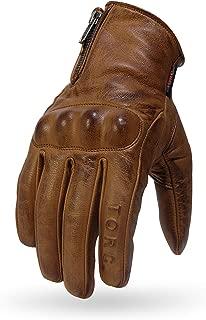 TORC Women Motorcycle Gloves Beverly Hills Khaki-Medium