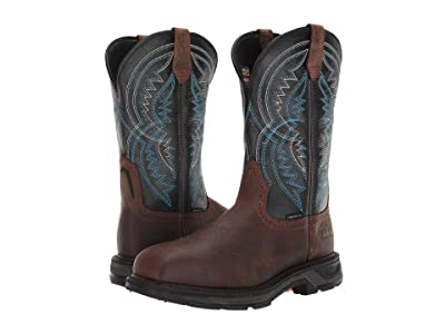 Ariat WorkHog(r) XT Coil Wide Square Toe Carbon Toe (Earth/Twilight) Men
