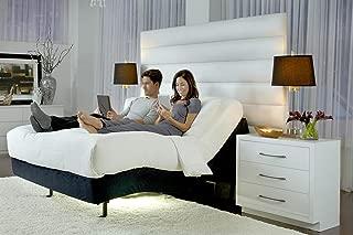 Leggett & Platt New 2019 Prodigy 2.0 Adjustable Bed Base + 14 Cool Gel Memory Foam Mattress by Nature's Sleep (Twin XL (1 Twin XL Power Base & Mattress)