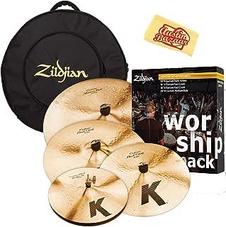 Best zildjian zbt 3 piece starter cymbal set Reviews
