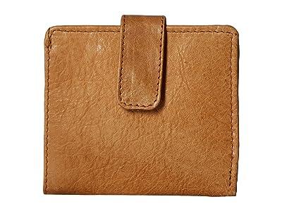 STS Ranchwear Chaquita Wallet (Camel) Handbags