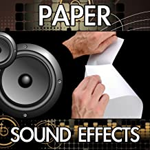 Page Turning Thick Paper (Version 3) [Turn Flip Flipping Pages Book Magazine Read Reading Noise Clip] [Sound Effect]